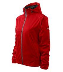 FOTBALservis Dámská červená bunda Cool velikost S