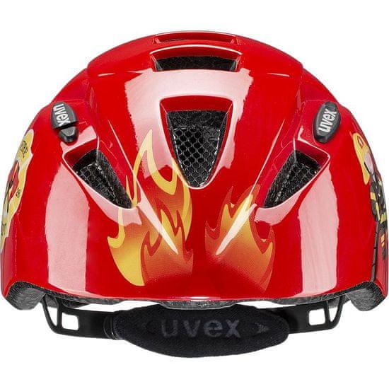Uvex Kid 2 čelada, otroška, Red Fireman
