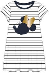 Disney lány ruha Minnie 2200007013, 128, fehér