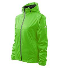 FOTBALservis Dámská zelená bunda Cool velikost S