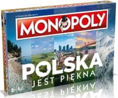 Winning Moves Monopoly Polska jest piękna - nowe pudełko!