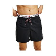 Tommy Hilfiger Moške plavalne kratke hlače UM0UM02043 -BDS (Velikost S)