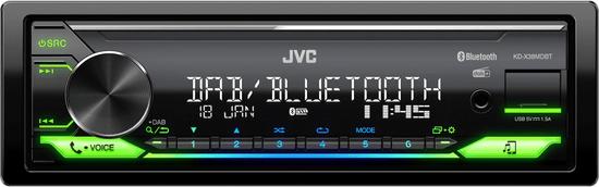 JVC Rradio samochodowe KD-X38MDBT