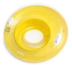 Intex 58883 Nafukovací křeslo, žluté