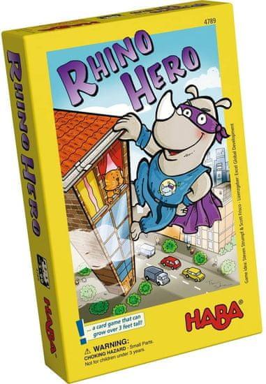 HABA igra s kartami Rhino Hero