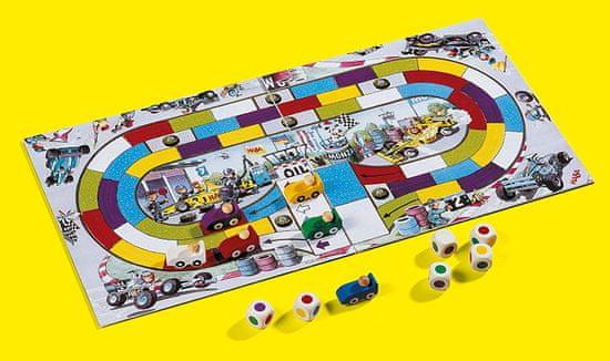 HABA družabna igra Monza