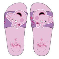Disney natikače za djevojčice Peppa Pig 2300004755, 24-25, ružičaste