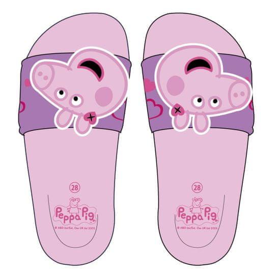 Disney dekliški natikači Peppa Pig 2300004755