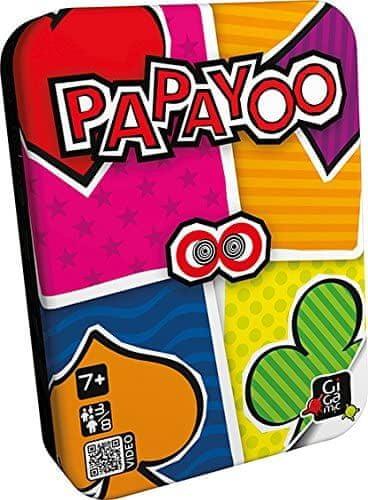 GIGAMIC igra s kartami Papayoo