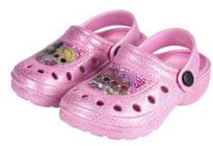 Disney dekliška zimska obutev 2300004425, 27, svetlo roza