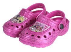 Disney dekliški natikači LOL 2300004425, 27, roza