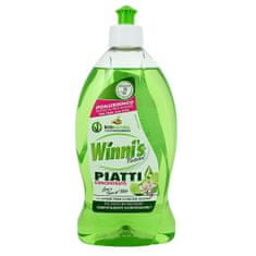 Winni´s Koncentrovaný mycí prostředek na nádobí s vůní limetky 500 ml