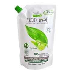 Winni´s Tekuté mydlo so zeleným čajom - náhradná náplň 500 ml