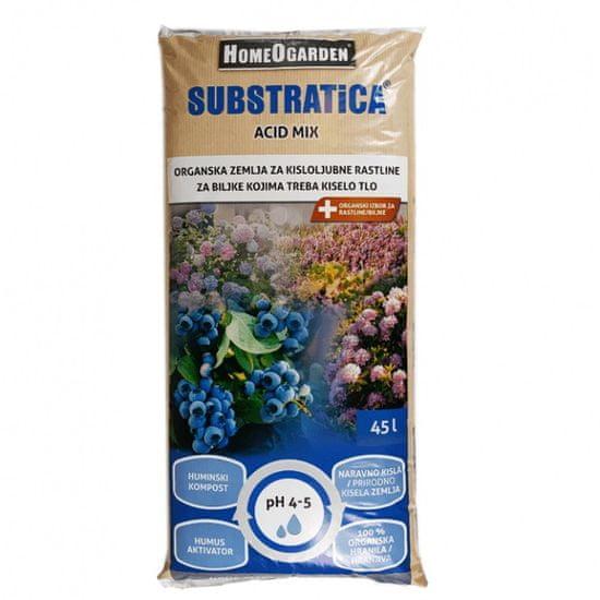 HomeOgarden Substratica Acid Mix organska zemlja, 45 L