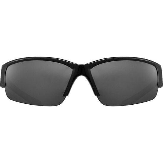 Uvex Sportstyle 215 Black/Silver (2216)