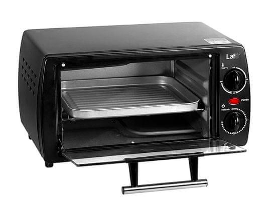 Lafe PIW-001 mini pečica, 9,5 l - Odprta embalaža