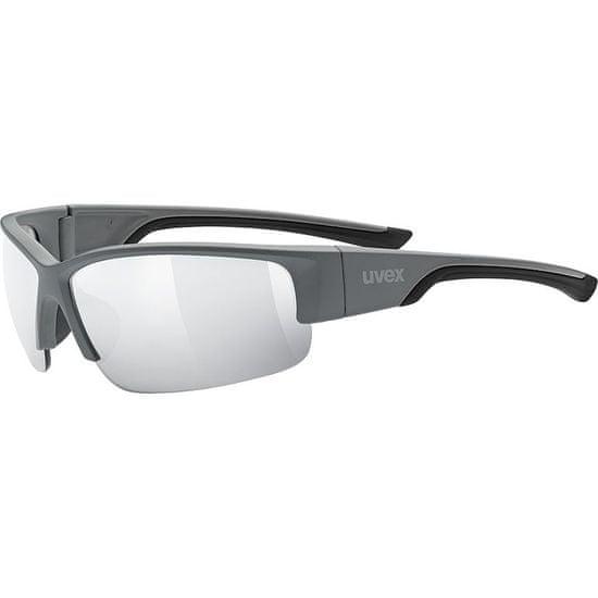 Uvex brýle Sportstyle 215 Grey Mat (5516)