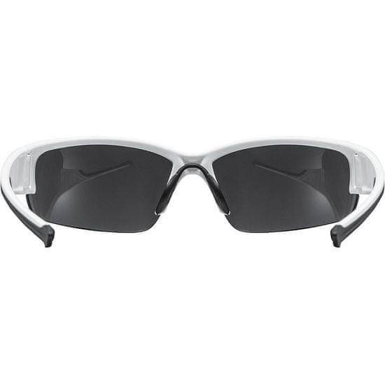 Uvex Sportstyle 215 White Black/Silver (8216)