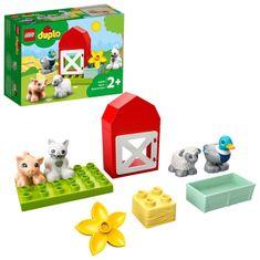 LEGO DUPLO® Town 10949 Živali na kmetiji