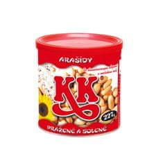 KK arašídy praž. solené 3x227g