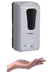 Tehnofan Brezkontaktni razkuževalnik rok Tehnofan UV touch