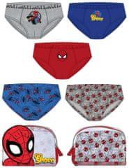 Disney majtki chłopięce 5 szt. Spiderman 2200007407 92-98 wielokolorowe