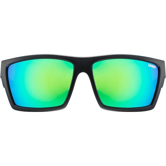 Uvex LGL 29 sončna očala, mat črno-modra