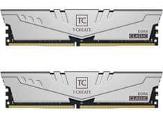 TeamGroup T-CREATE Classic pomnilnik (RAM), 32 GB (2x16GB), DDR4-2666 MHz, CL19, 1.2 V (TTCCD432G2666HC19DC01)