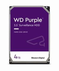 Western Digital Tvrdi disk Purple 4TB (WD40PURZ)