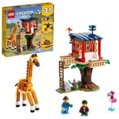 LEGO Creator 31116 Safari kuća na drvetu
