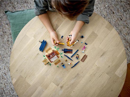 LEGO Creator 31116 Safari hiška na drevesu