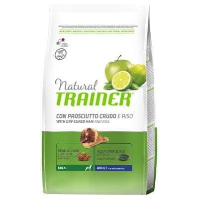 TRAINER Natural Maxi Ad. Prosciutto a rýže 12kg