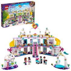 LEGO Friends 41450 nakupovalni center v mestu Heartlake