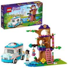 LEGO Friends 41445 Veterinarsko reševalno vozilo