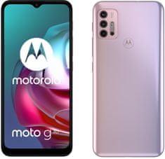 Motorola G30, 6GB/128GB, Pastel Sky