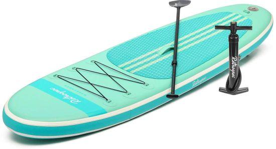 Retrospec Weekender 10' Nafukovací Paddleboard seafoam