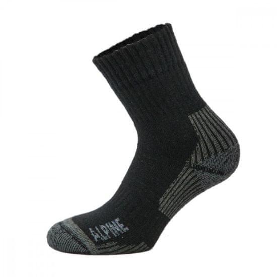BENAMI ponožky Alpine Bílá Vlna 35-38