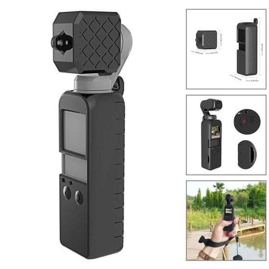 Puluz 43in1 komplet dodatkov za športne kamere