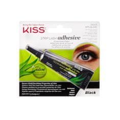 KISS Strip Lash Lash z Aloe Black 7 g