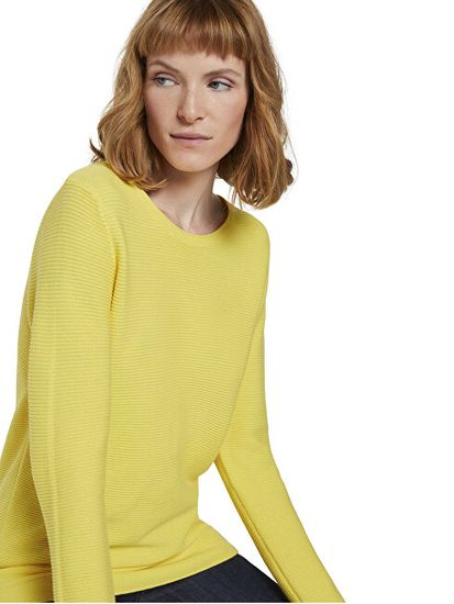 Tom Tailor Női pulóver Regular Fit 1016350.25833