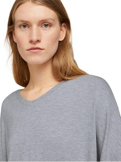 Tom Tailor Női póló Loose Fit 1024046.11282