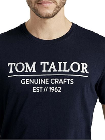 Tom Tailor Moška majica Regular Fit 1021229.10668