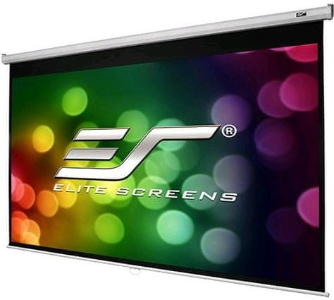 "Elite Screens ekran projekcyjny 115 × 204 cm, 92"", 16:9 (M92XWH)"