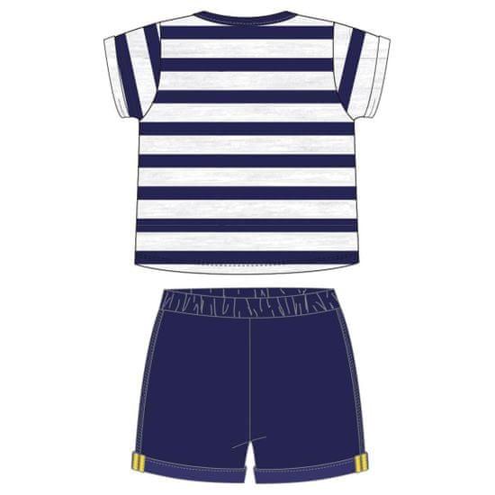 Disney gyerek póló és rövidnadrág szett Baby Shark 2200006959
