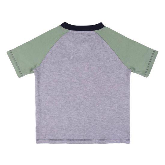 Disney 2200006977 Mickey fantovski komplet majice in kratkih hlač