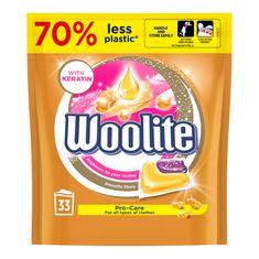 Woolite Pro-Care gél kapszula keratinnal 33 db