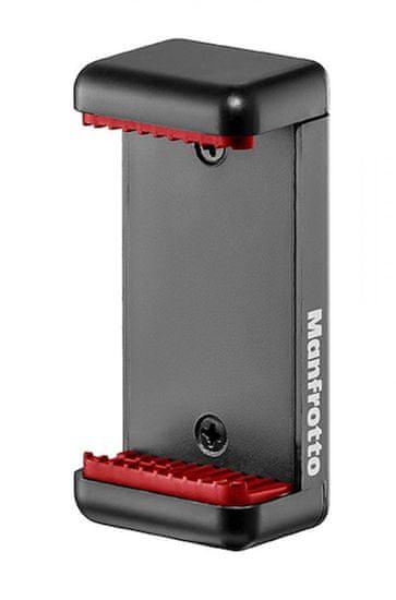 Manfrotto 290 Light aluminijasto stojalo z (MH293D3) 3 Way glavo (MK290LTA3-3W) + GRATIS nosilec za telefon (MCLAMP)
