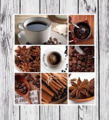 FANDY Fotoalbum samolepiace 22,5 x 28 cm 100 strán Coffee 2
