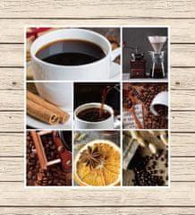 FANDY Fotoalbum samolepiace 22,5 x 28 cm 100 strán Coffee 1