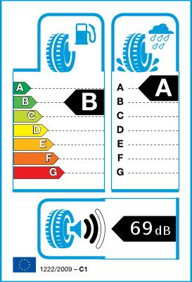 Goodyear letne gume Efficientgrip Performance 2 205/55R16 91V